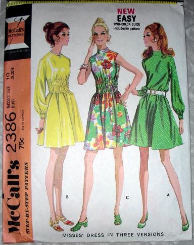 McCall's 2386, 1970