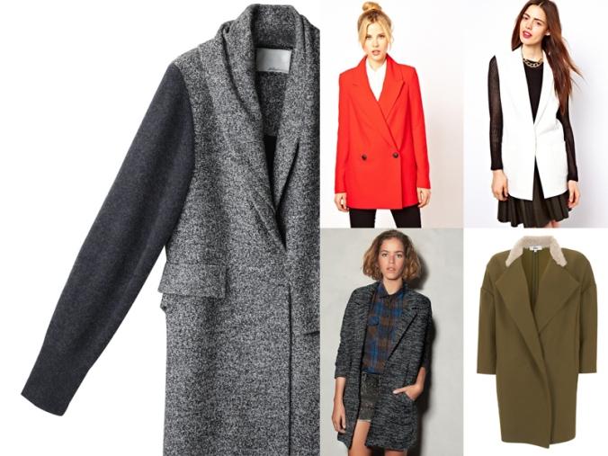 slouchy coats