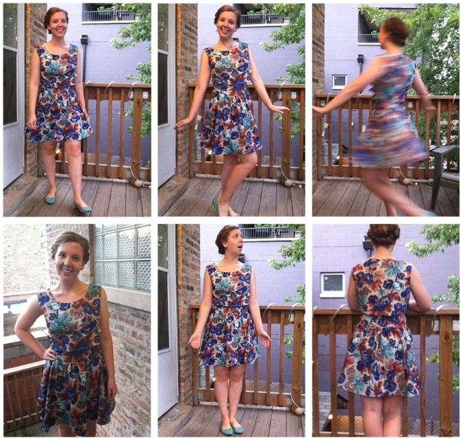 Two-piece-Dress