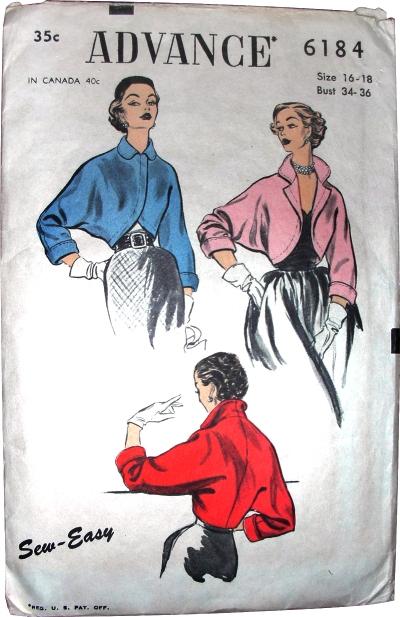 VintagePattern Advance 6184