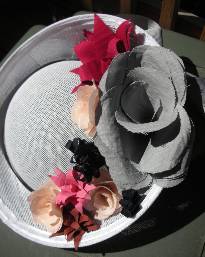Derby Hat: Detail