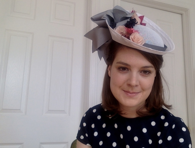 Finished Derby Hat 2