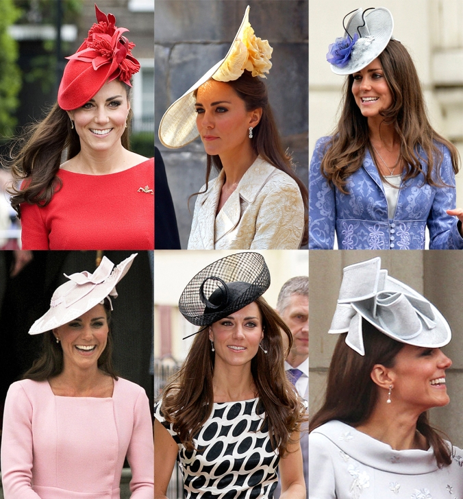 Kate Middleton's Hats