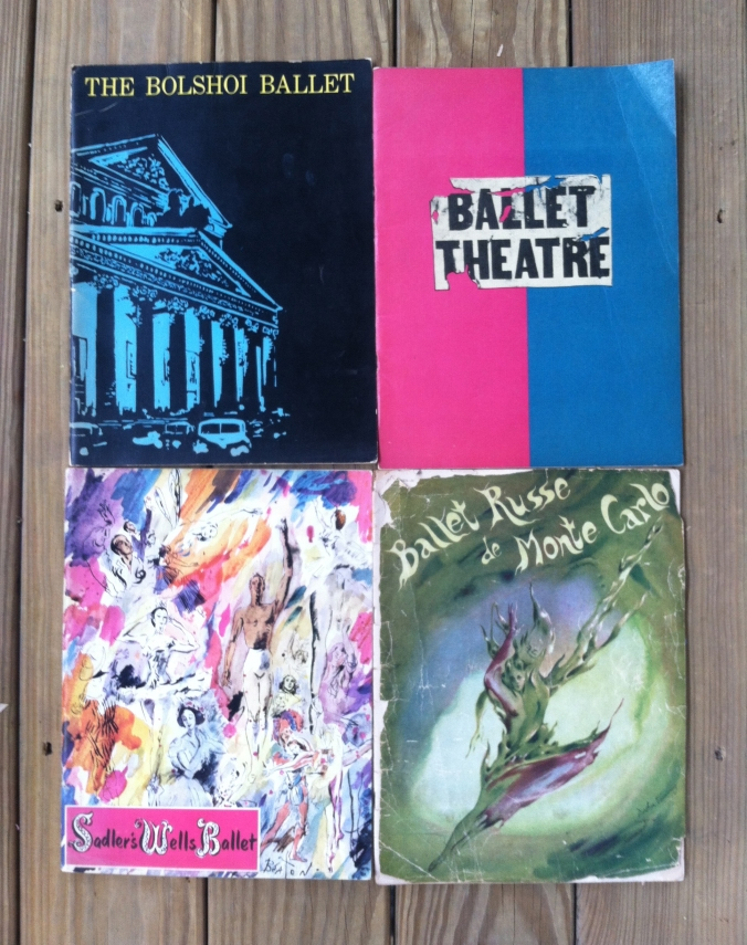 Ballet_Program_Covers
