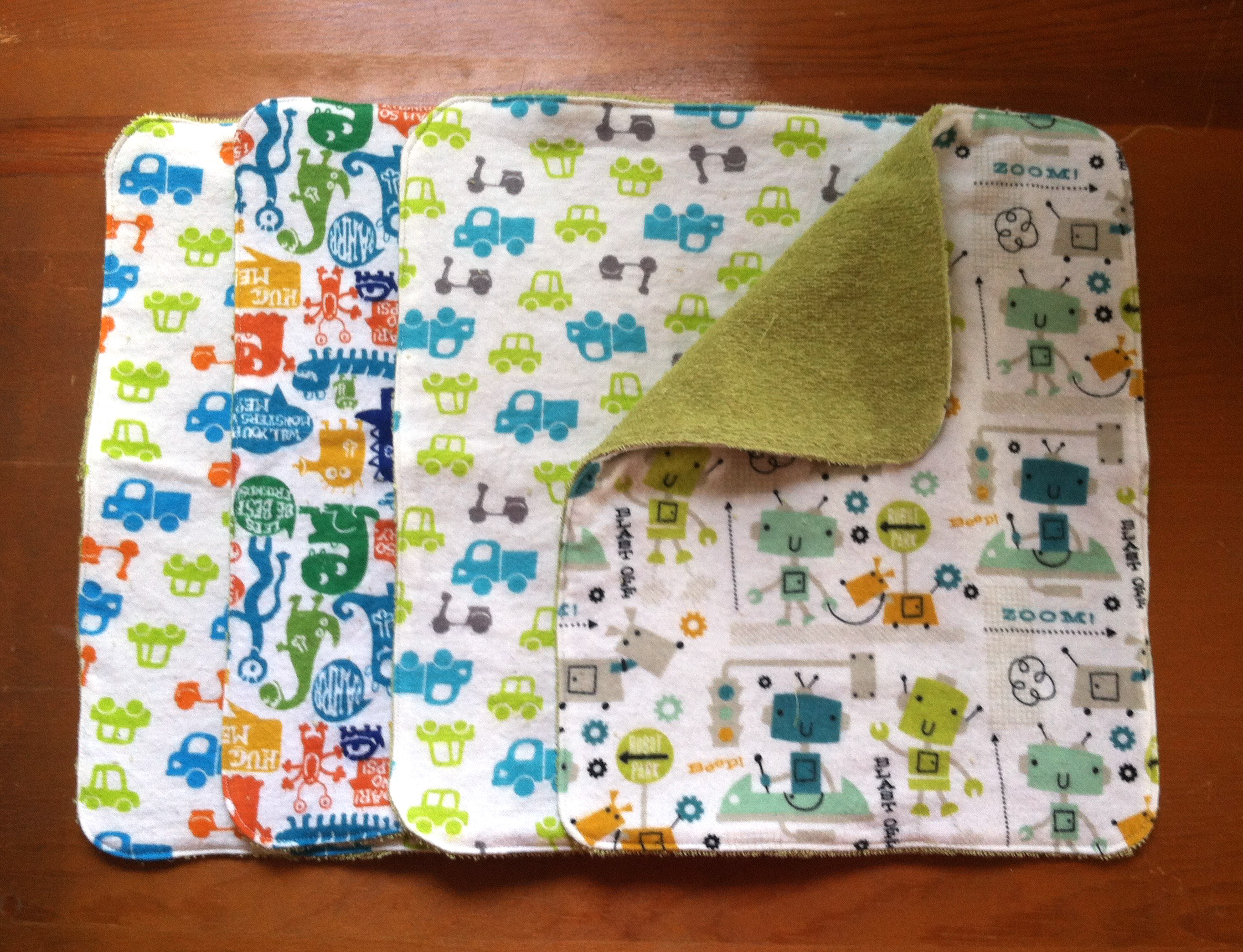 For baby bibs burp cloths and bath towels now now katie nanna diy baby shower gifts bibs burp cloths and bath towels baditri Image collections